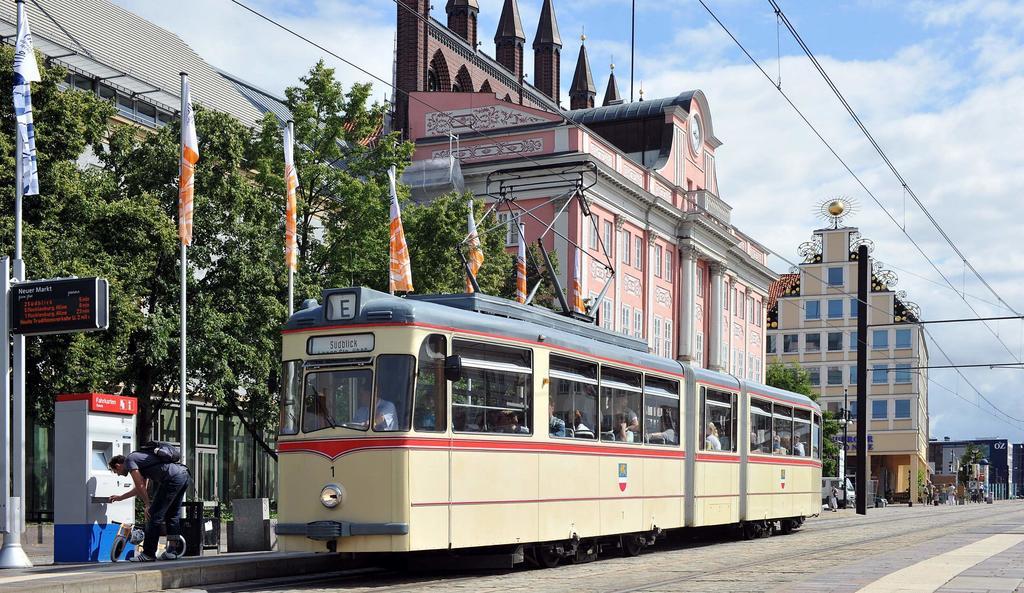 Startseite Depot12 2016 Rostocker Stra Enbahn Ag